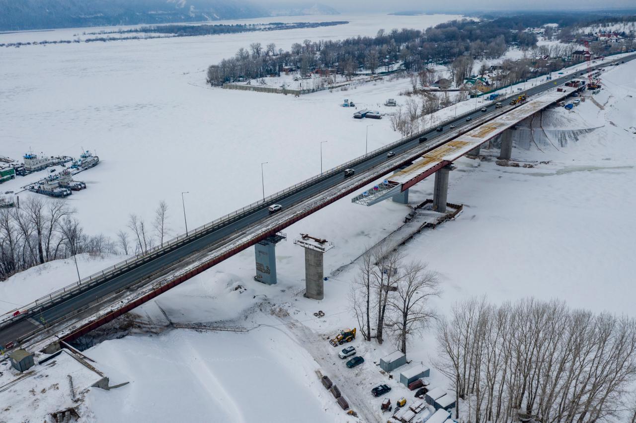 Самарская область получит 750 млн. рублей на мост через реку Сок
