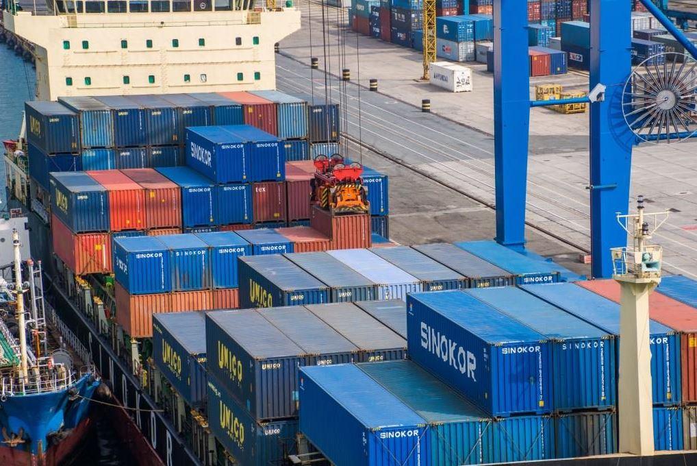 Global Ports запустил железнодорожный контейнерный сервис «Усть-Луга – Москва»