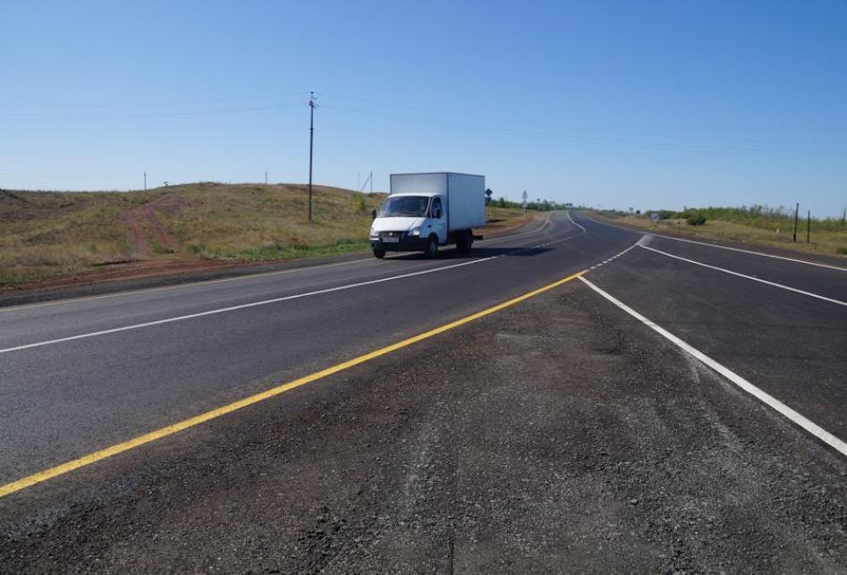 В Оренбургской области в 2021 году отремонтируют более 320 км дорог