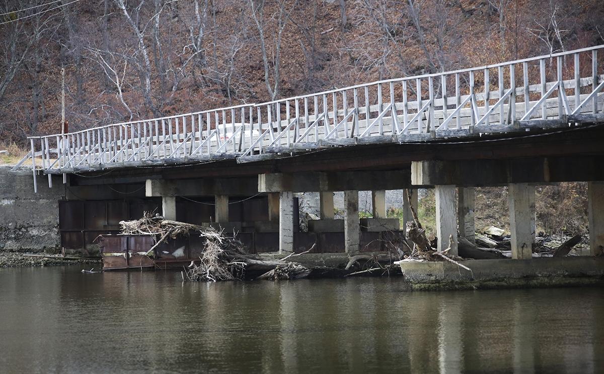 На ремонт аварийных мостов до 2030 года требуется 300 млрд. рублей