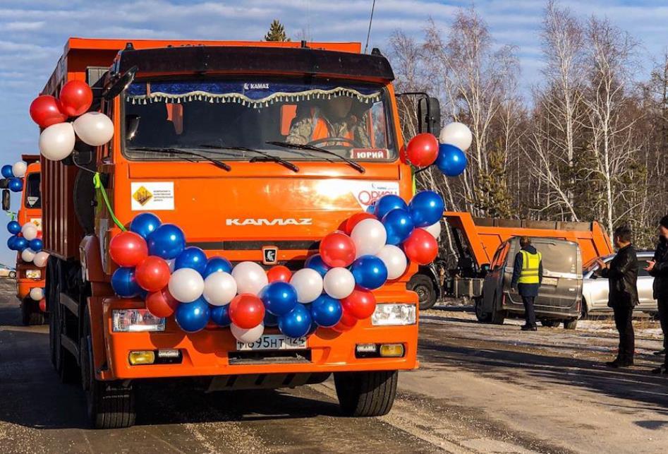 В Якутии отремонтировали 20 км дороги «Умнас»