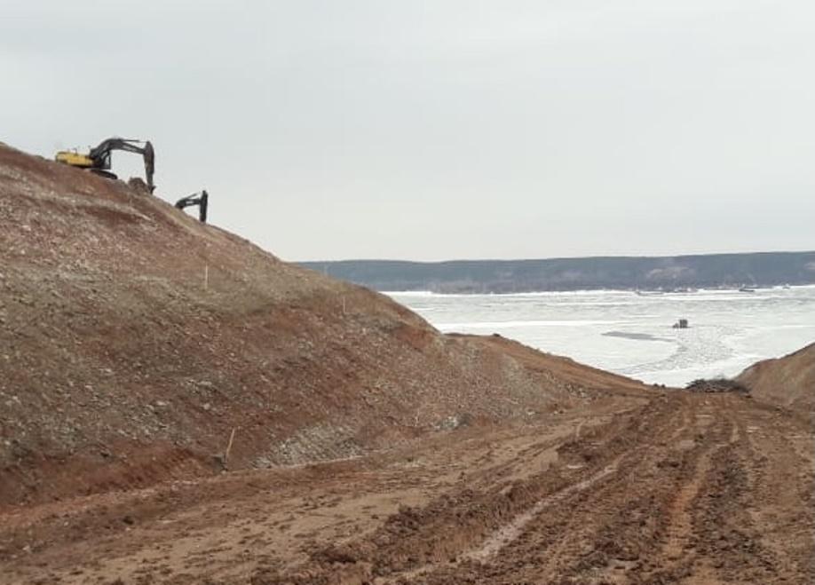 Строительство моста через Волгу в Татарстане на трассе «Москва-Казань» начнется в 2021 году