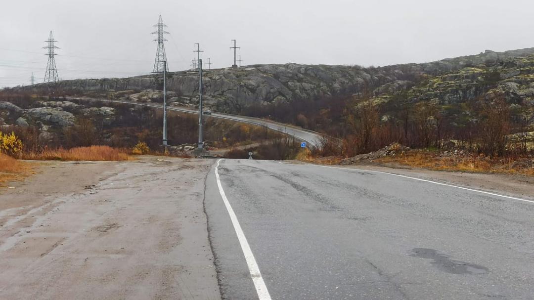 «Просушку» дорог в Мурманской области начнут в конце апреля