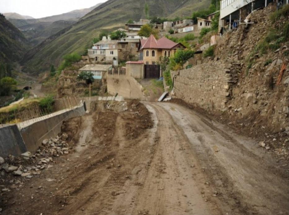 В Чародинском районе Дагестана построят новый мост вместо разрушившегося