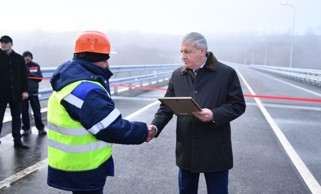 В Северной Осетии возбудили дело из-за качества реконструкции моста через Урух