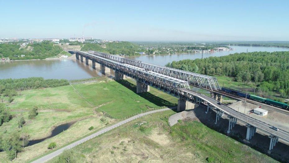 Старый мост в Барнауле начнут ремонтировать в декабре
