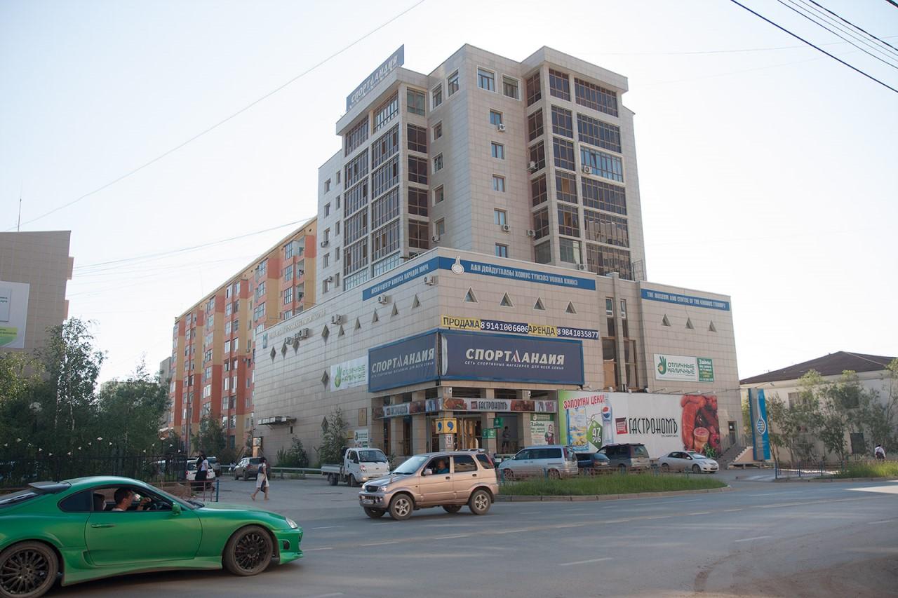 В Якутии до конца года запустят интеллектуальную транспортную систему