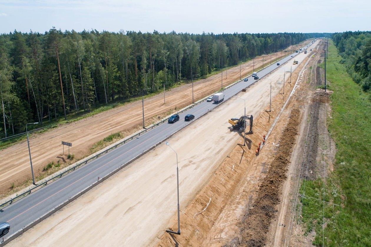 Чтобы вовремя сдать ЦКАД, требования к строительству дорог пересмотрят