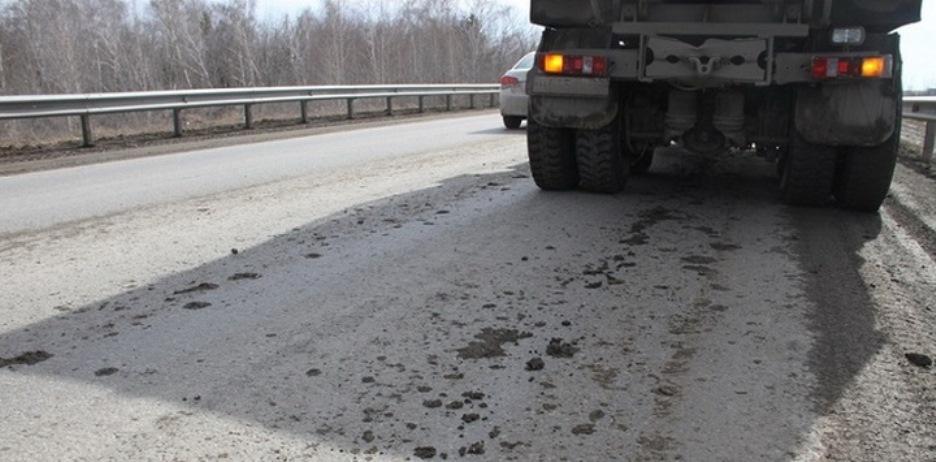 С 12 апреля из-за «просушки» дорог ограничат въезд грузовиков в Калугу