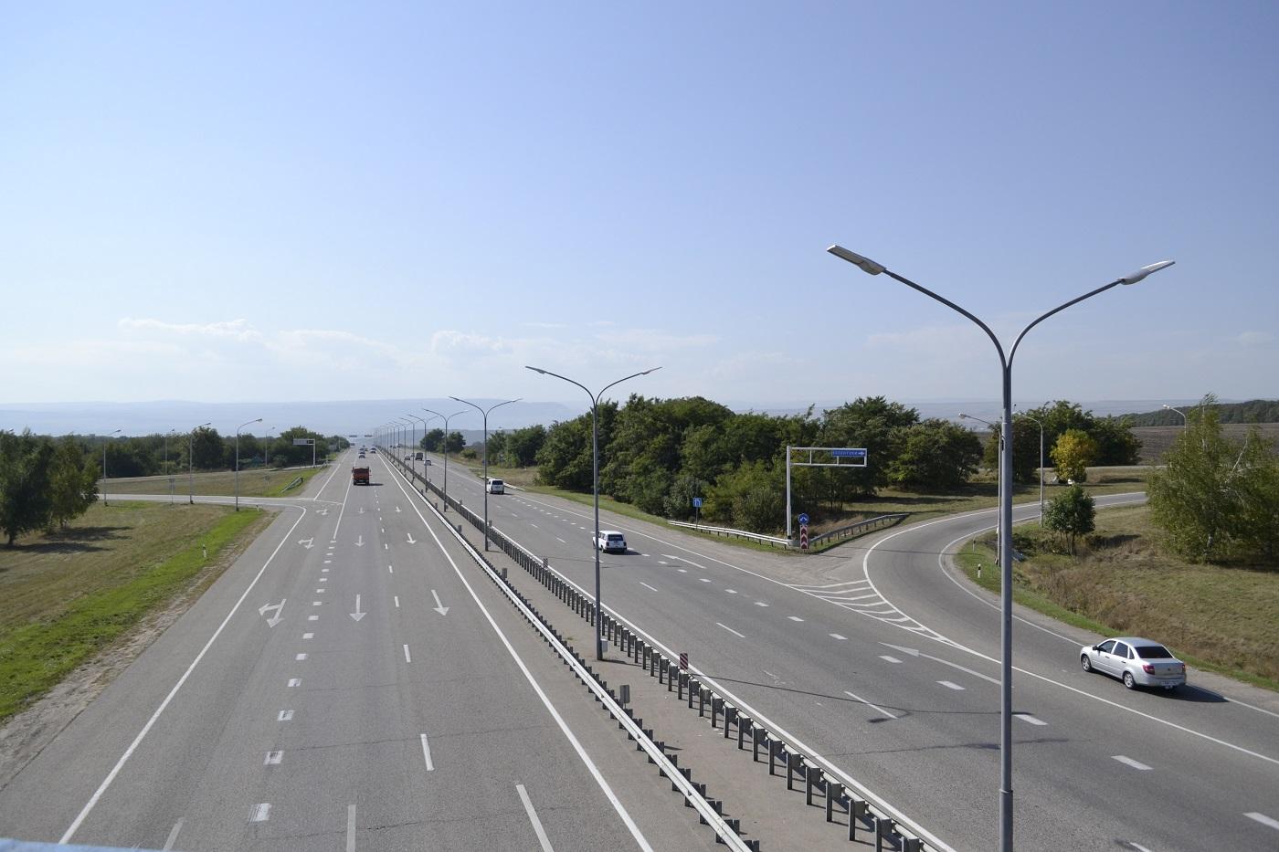 Освещение на дорогах в Кабардино-Балкарии установят впервые за 10 лет