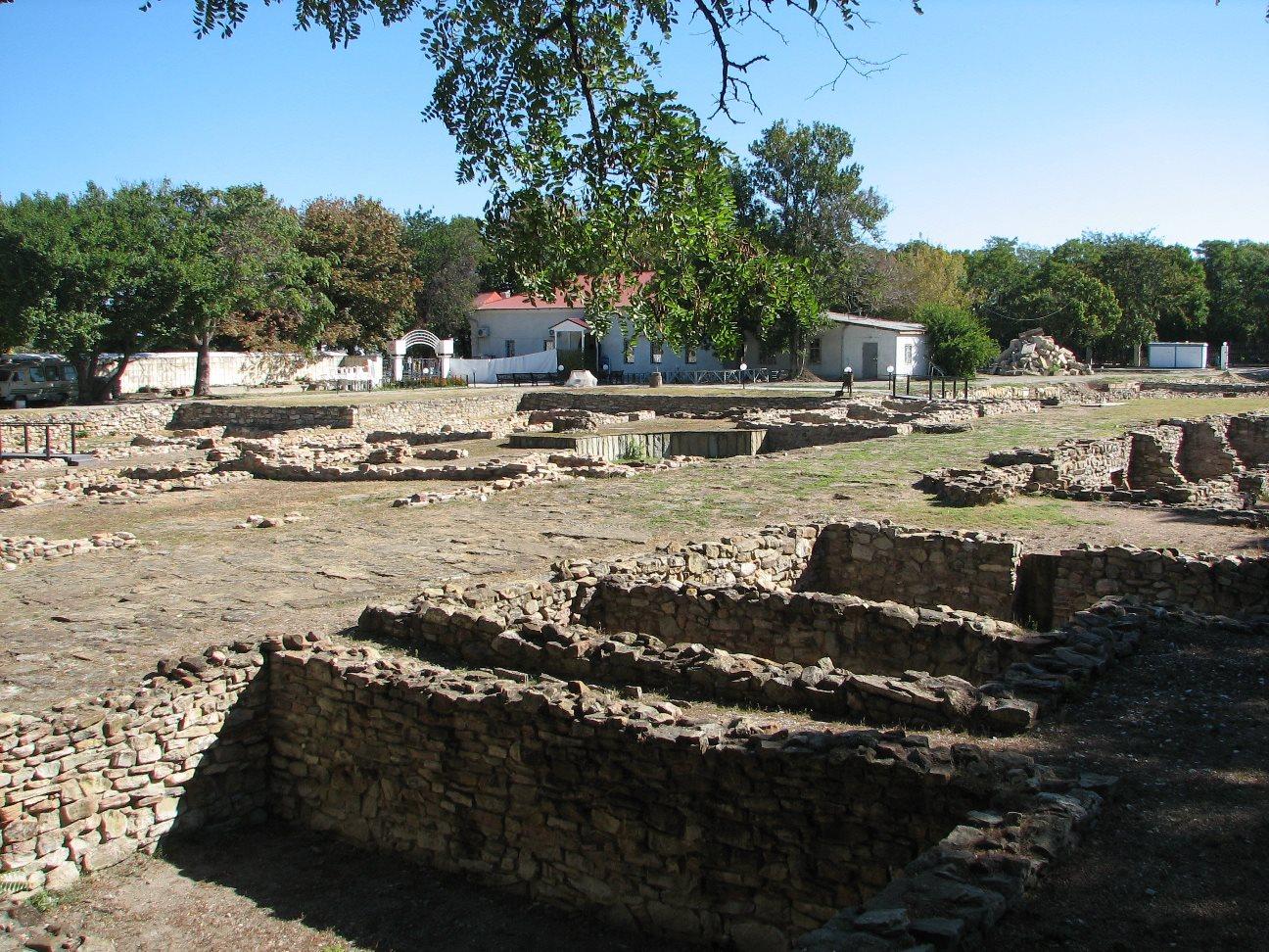 В Краснодарском крае обнаружили древнюю дорогу IV-II веков. дон.э.