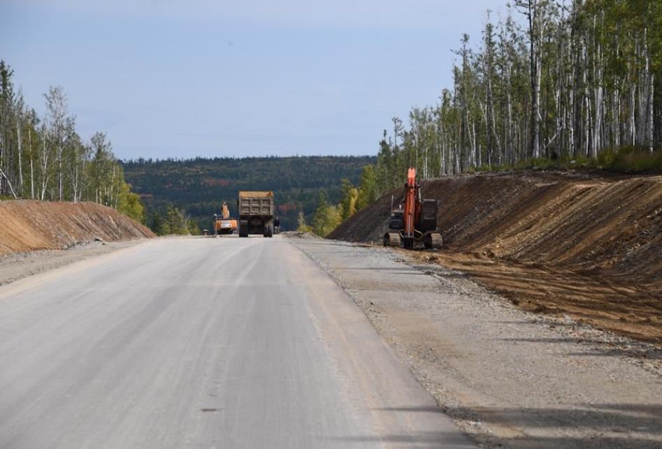В 2021 году в Забайкальском крае отремонтируют 312 км дорог