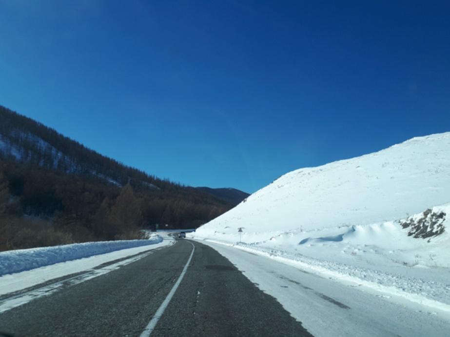 Дорога из Тывы в Хакасию станет федеральной