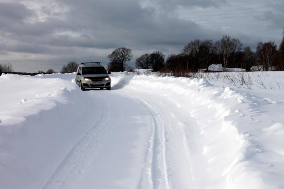 Минтранс не исключает появления «теплых» дорог в России