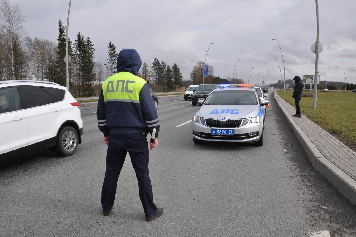 ГИБДД устроит облаву на иностранных водителей