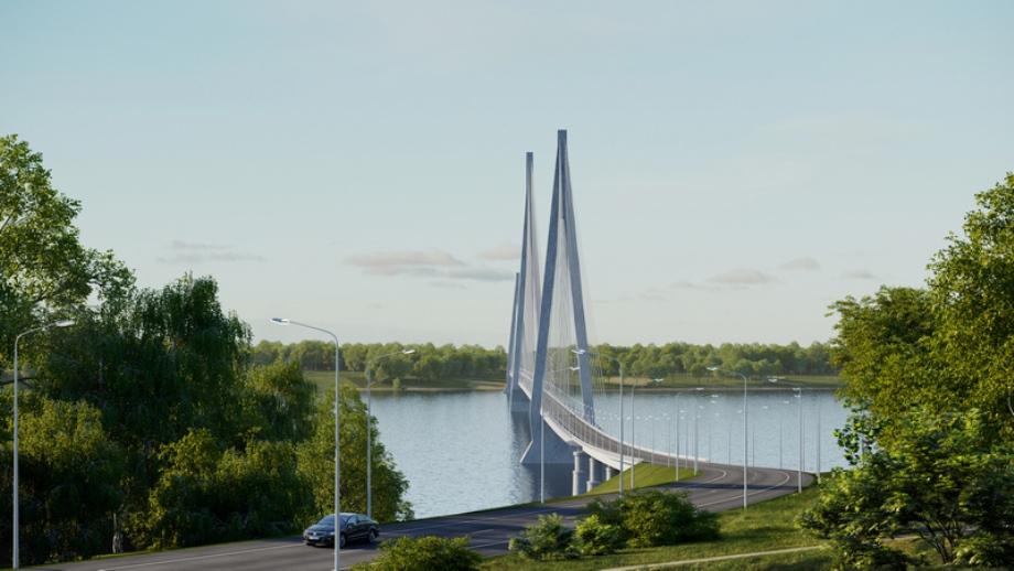 Одобрен первый этап строительства моста через Лену в Якутии