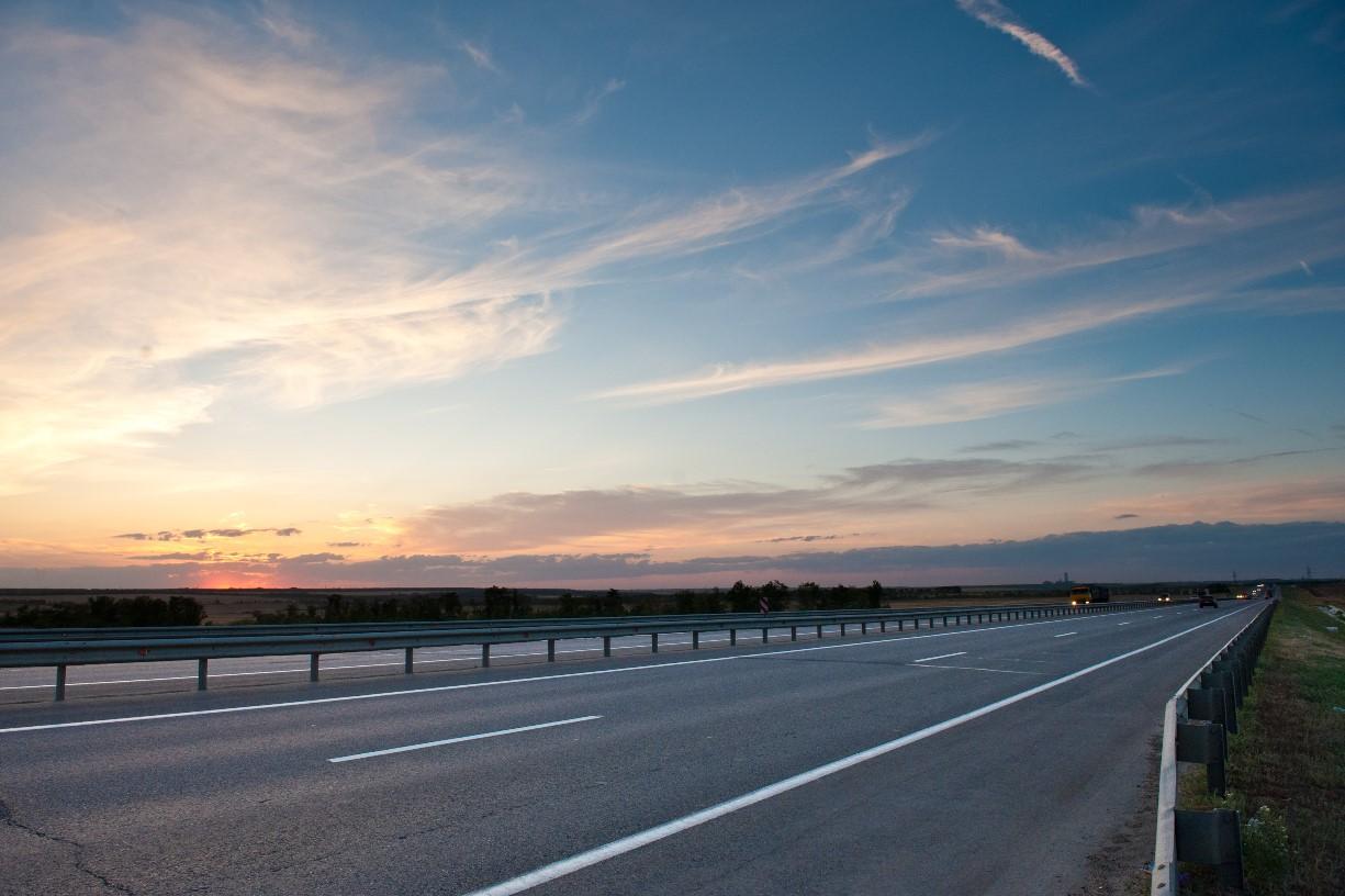 В Краснодарском крае ограничивается движение по трассе М-4 «Дон»