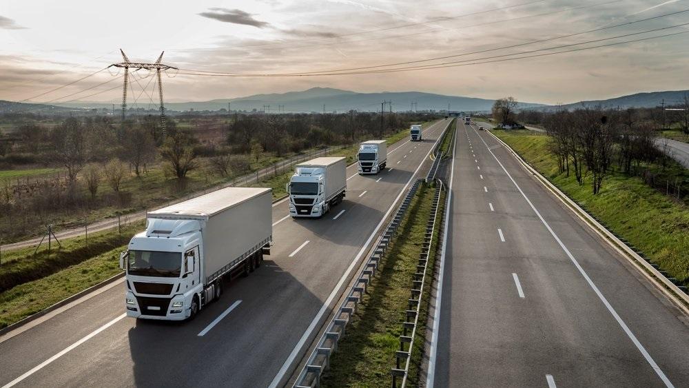 Россия увеличила объем грузовых автоперевозок в Европу на 6%
