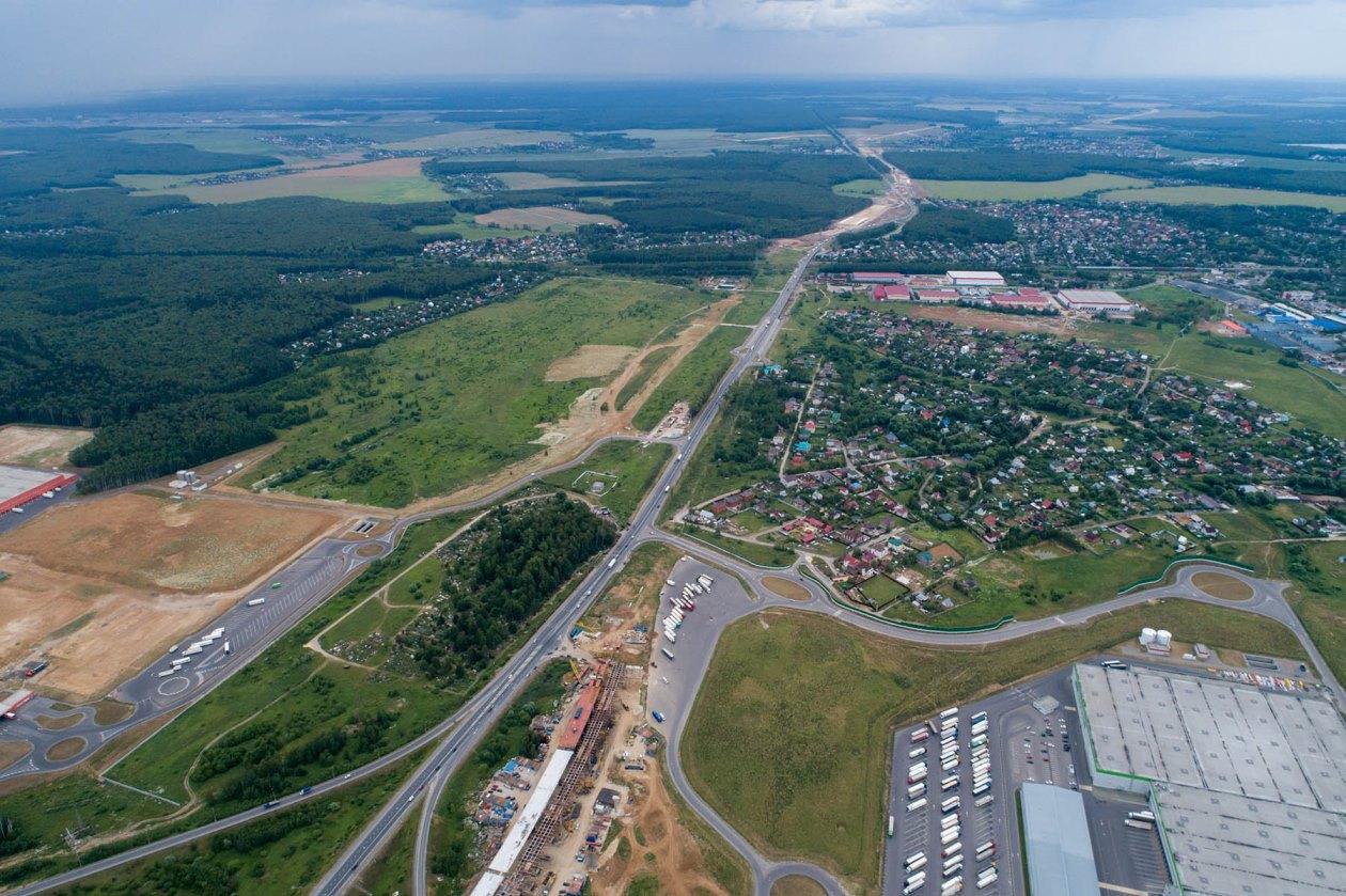 На строительство ЦКАД выделят еще почти 16 млрд. рублей