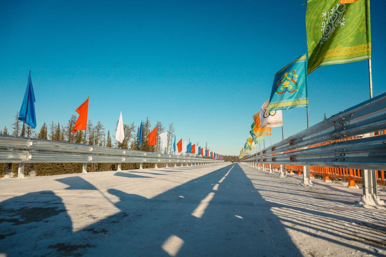 В Якутии через 24 года полностью открыли дорогу «Кобяй»