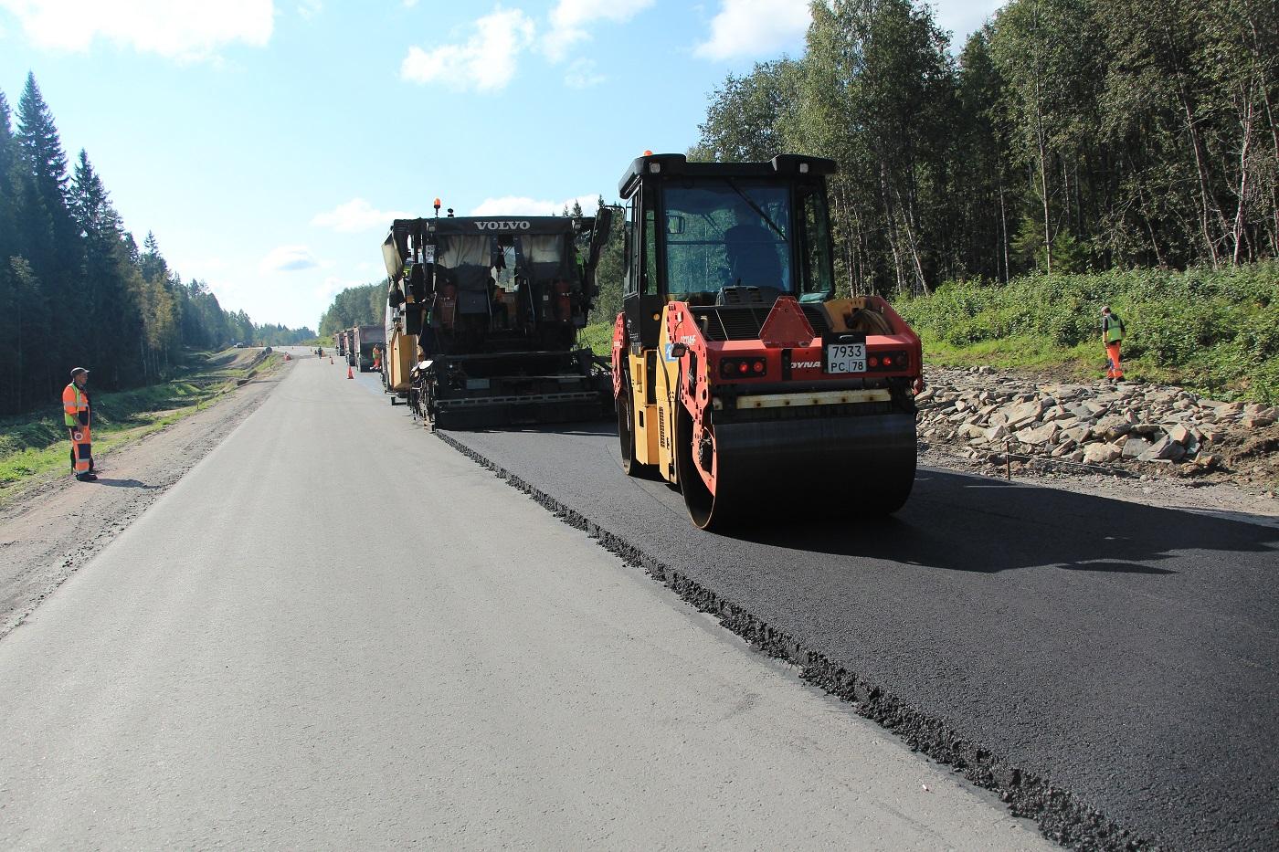 Ремонт дорог по национальному проекту завершился в Краснодарском крае на два месяца раньше срока