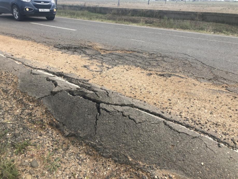 В Дагестане в 2020 году отремонтируют более 30 км региональных дорог