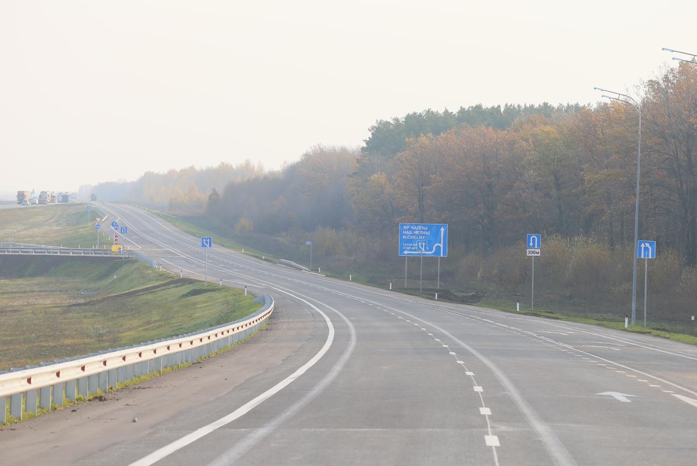 Федеральная трасса М-7 «Волга» в Татарстане