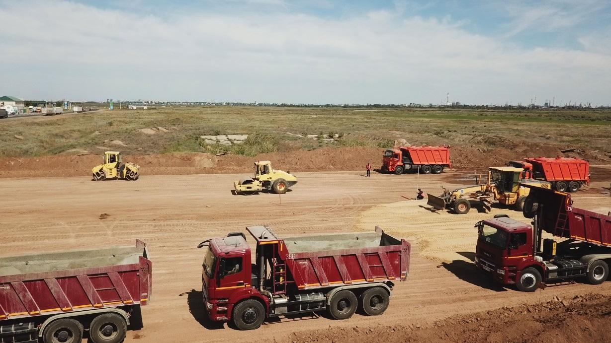 ВТБ выдал гарантию на строительство участка дороги в обход Волгограда