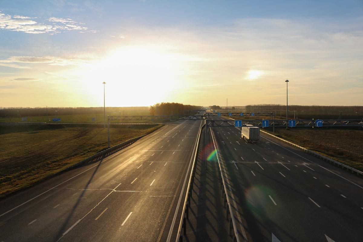 Участок трассы М-5 «Урал» в Башкортостане расширили до шести полос