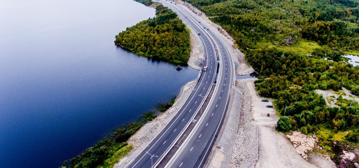 К 2023 году завершат реконструкцию восточного обхода Мурманска
