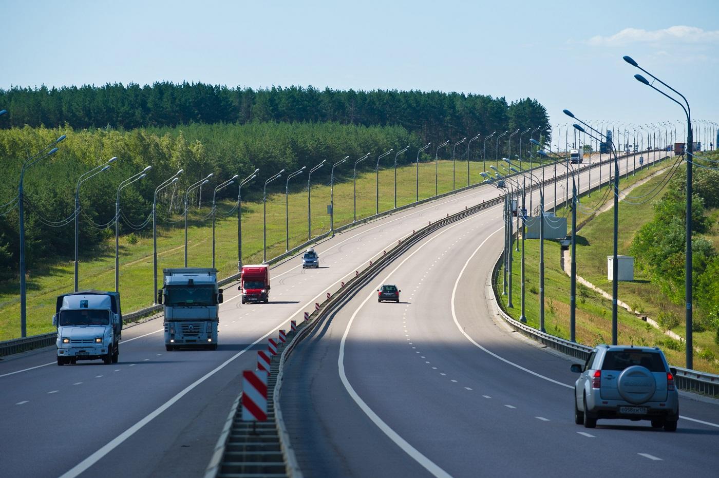 Количество ДТП на трассах «Автодора» с начала года снизилось более чем на 10%
