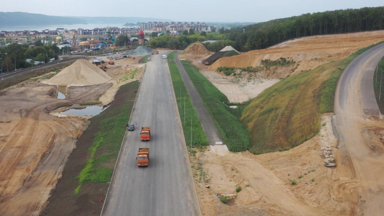 Татарстан получит инфраструктурный кредит на Вознесенский тракт