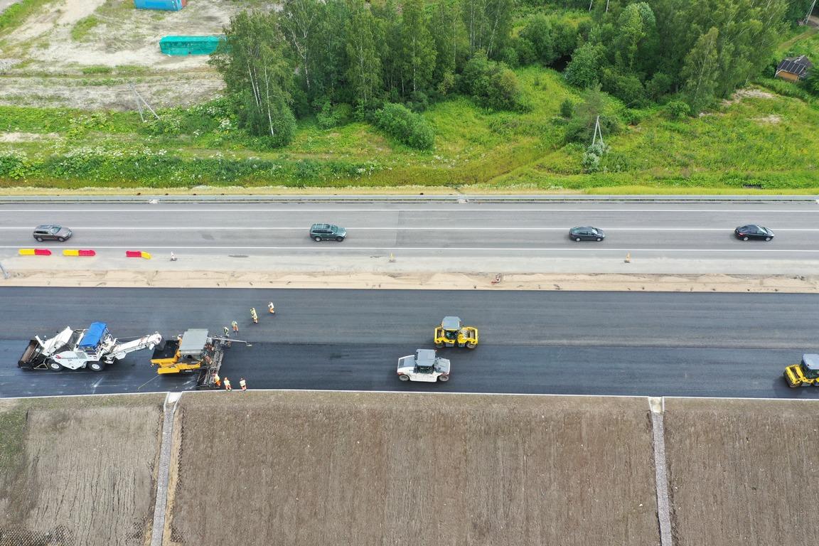 В Татарстане отремонтируют более 20 км трассы «Казань-Оренбург»