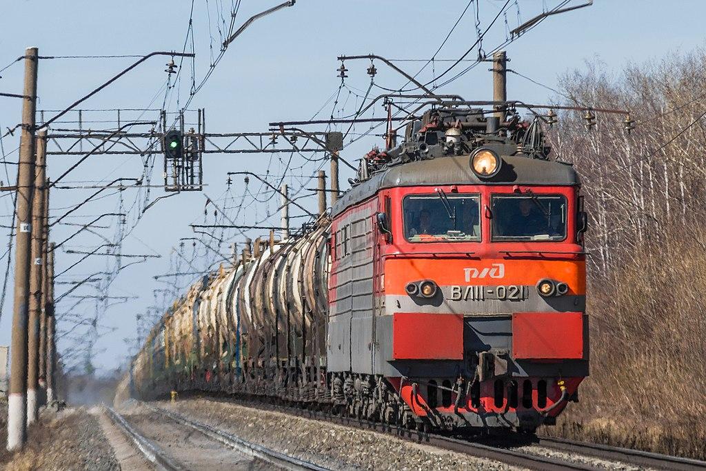 РЖД запустили грузовой поезд из Западной Сибири в Северную Европу