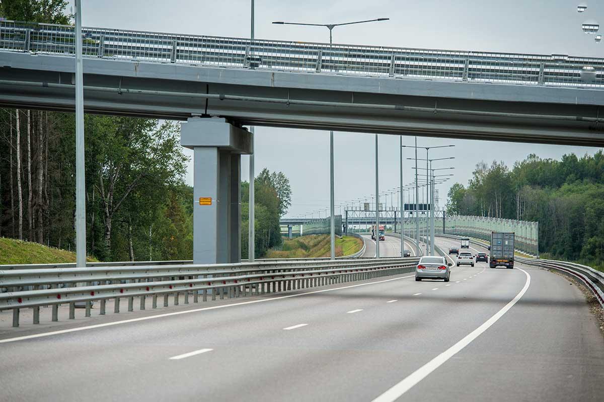 Газпромнефть до конца года откроет 4 АЗС на трассе М-11 «Москва — Петербург»