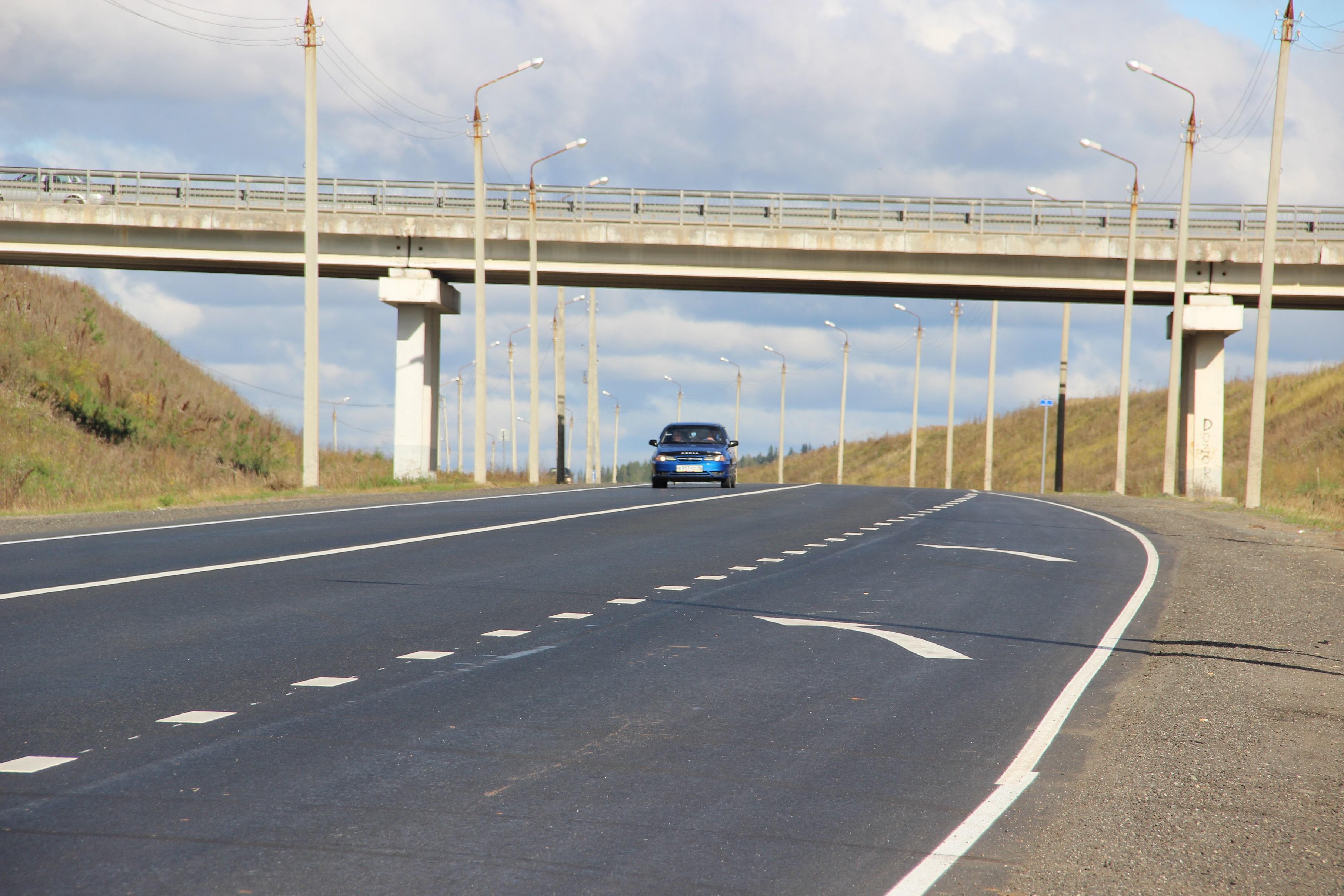 Удмуртия подключится к разработке программы по реконструкции мостов