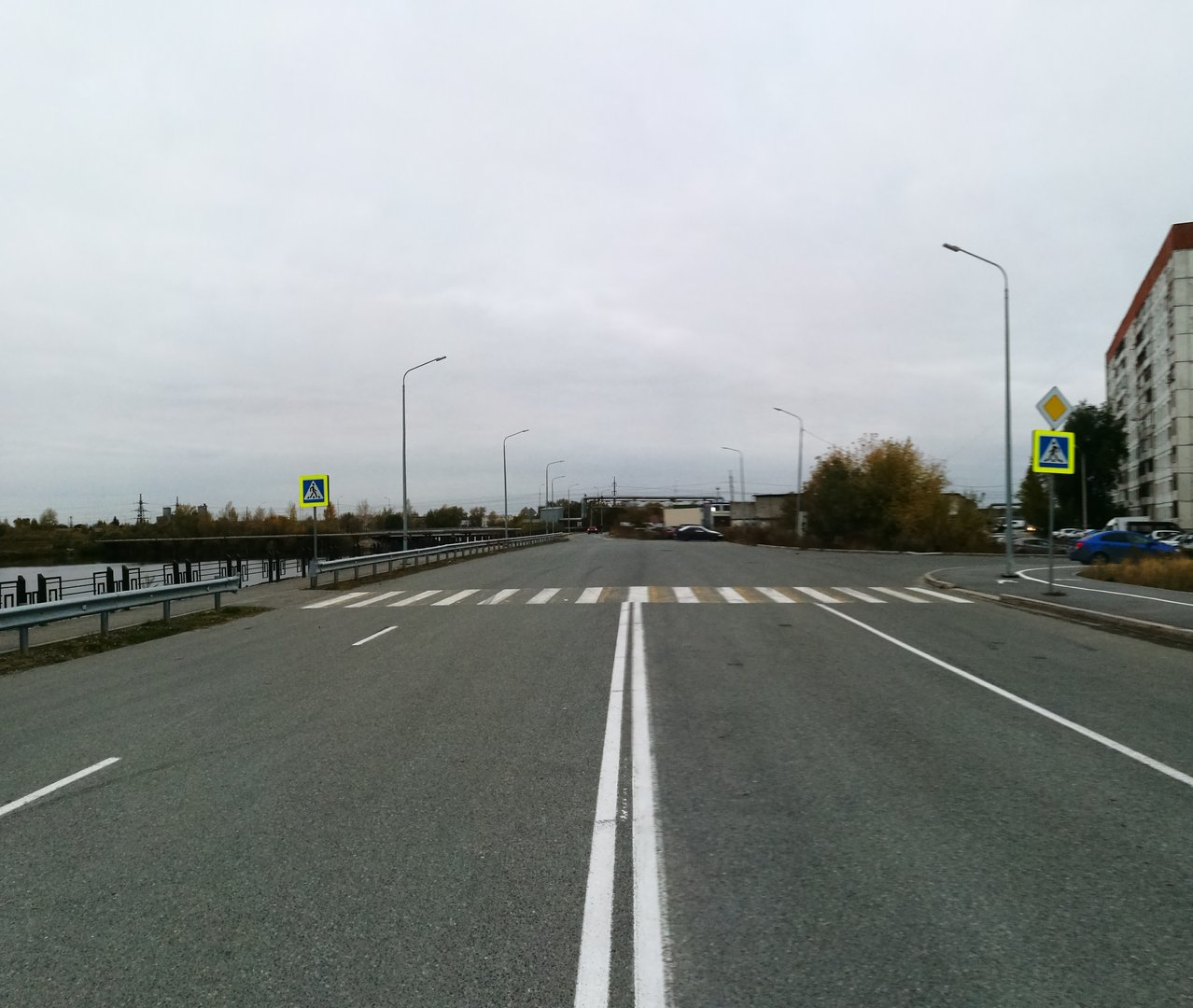 В Тюменской области завершили ремонт дорог по нацпроекту
