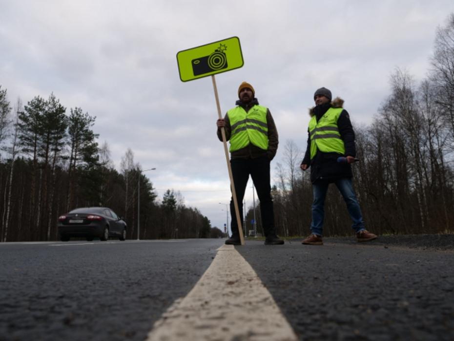 В городах дорожные камеры будут ставить без предупреждающих табличек