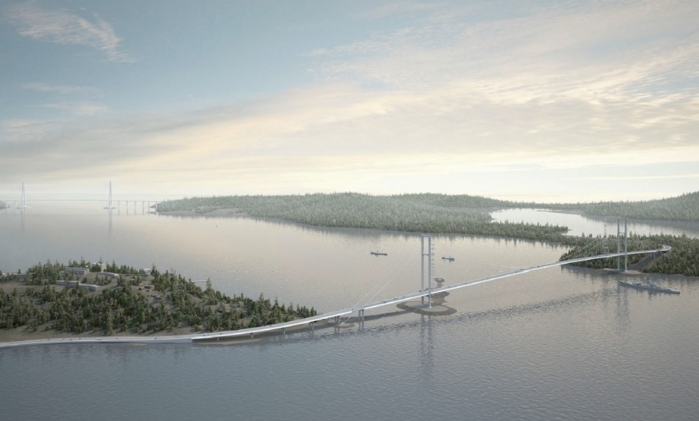 Мост на остров Елены во Владивостоке потребует около 70 млрд. рублей
