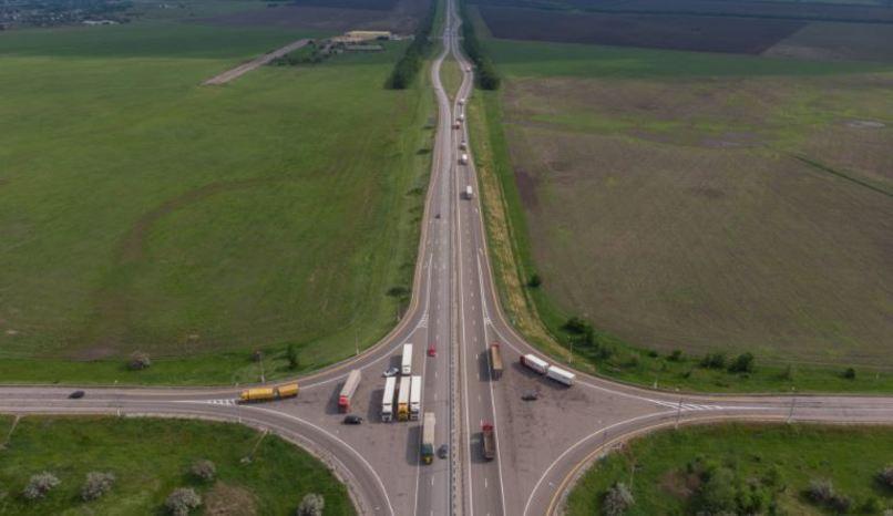 Обход Лосево и Павловска на М-4 «Дон» планируют открыть в начале лета