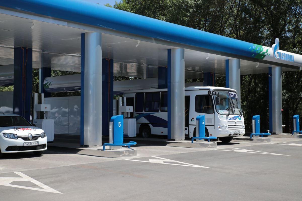 Ростовская область — лидер по развитию рынка газомоторного топлива