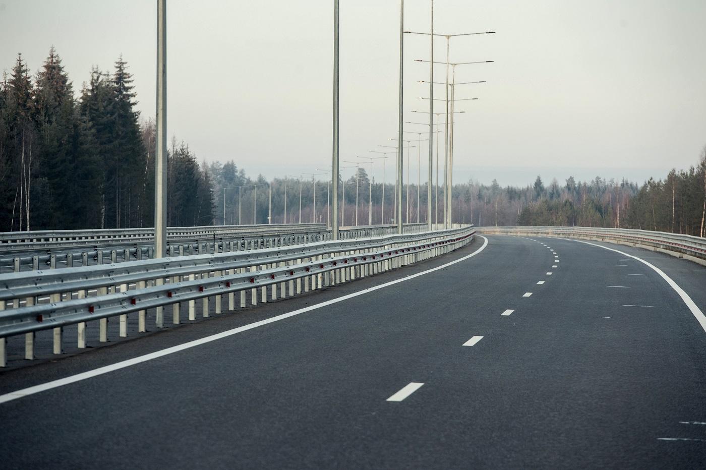 Новый участок платной трассы «Москва-Казань» могут построить только до Владимира