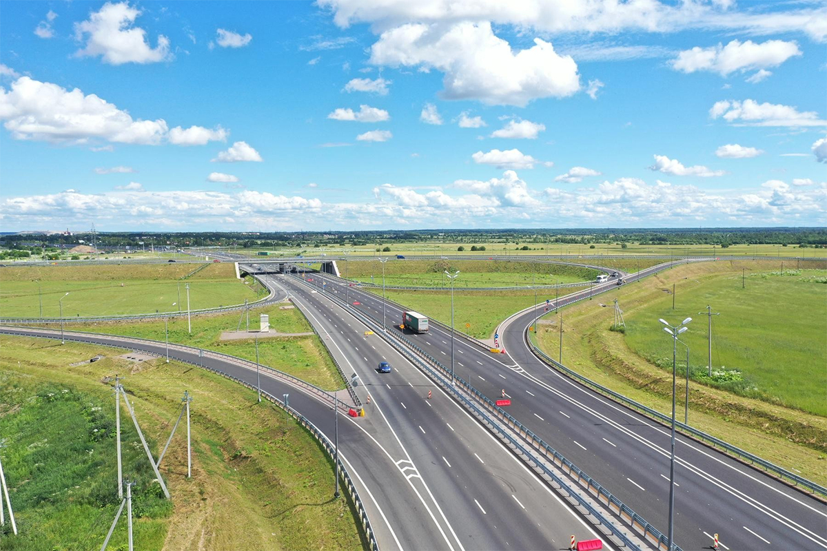 Часть второго кольца автодороги КАД-2 пройдет по трассе А-120