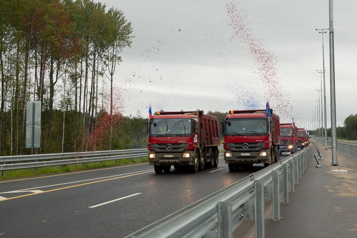 Последний этап трассы М-11 достроят к 15 ноября