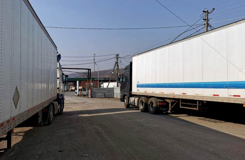 МАПП «Краскино» в Приморье до конца года будет работать без выходных