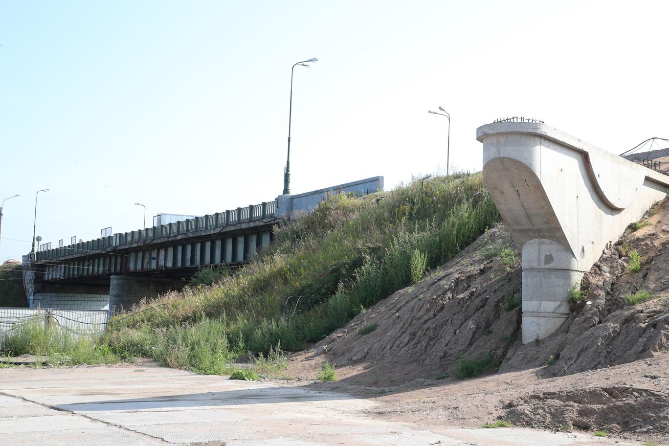 Для реконструкции Лиговского и Гореловского путепроводов снова ищут подрядчиков