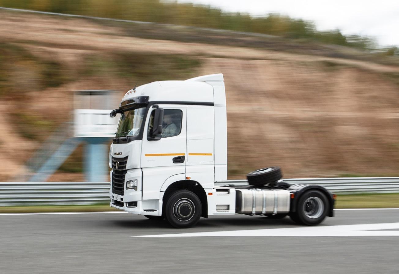 «КамАЗ» выпустит «высокотехнологичную» версию магистрального тягача К5