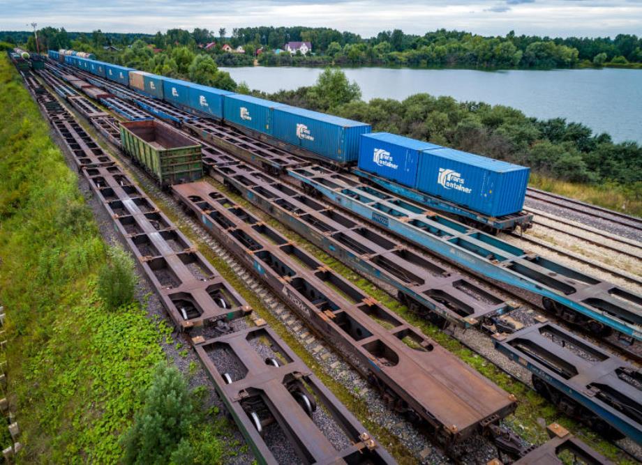 Подписан закон о нулевом НДС на транзит порожних контейнеров