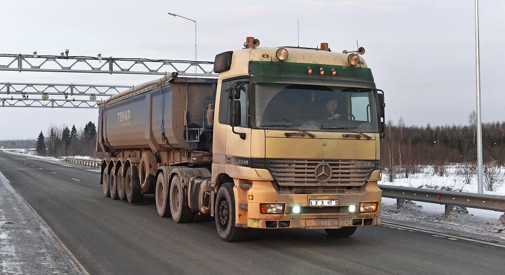 В Пермском крае заработали 10 новых автоматических пунктов весогабаритного контроля