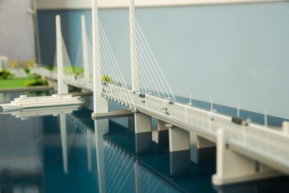Новый мост в Череповце могут сдать раньше срока — в начале 2022 года